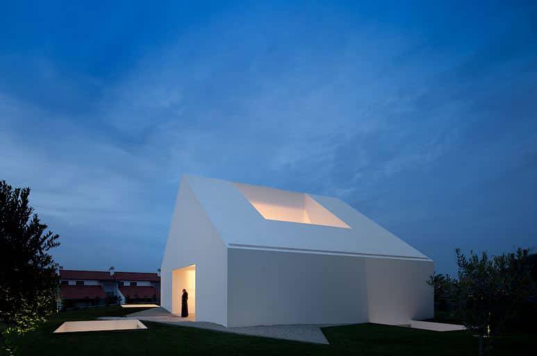fachada minimalista