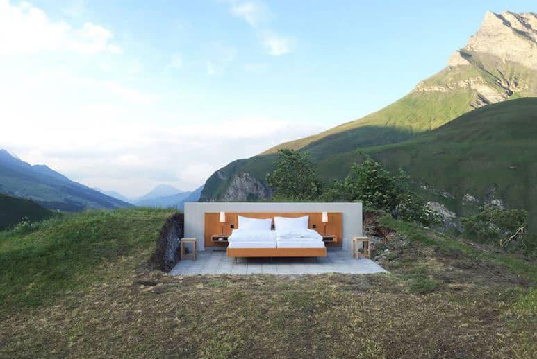 9 casas minimalistas con arquitectura y dise o de locos for Casa minimalista historia