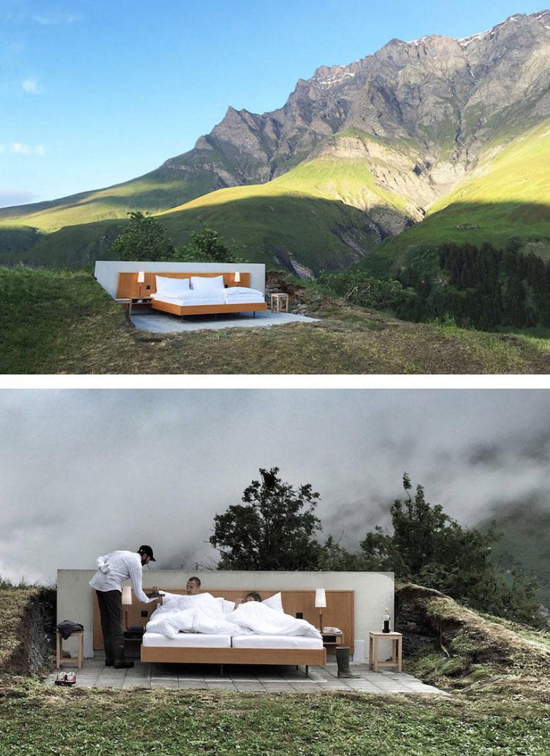 paisajes minimalistas