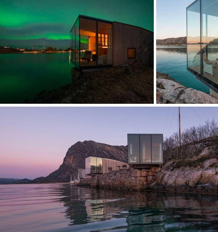 pequeno hotel noruega