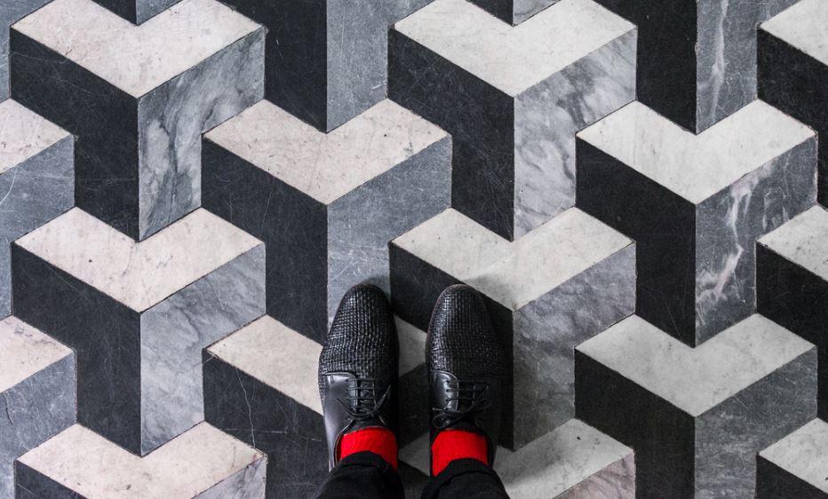 101 suelos de mosaicos y baldosas hidr ulicas ovacen for Mosaico para piso