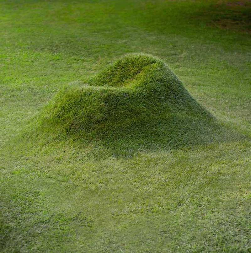 silla ecologica jardin