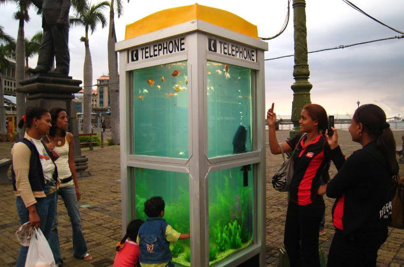 street arte interactivo