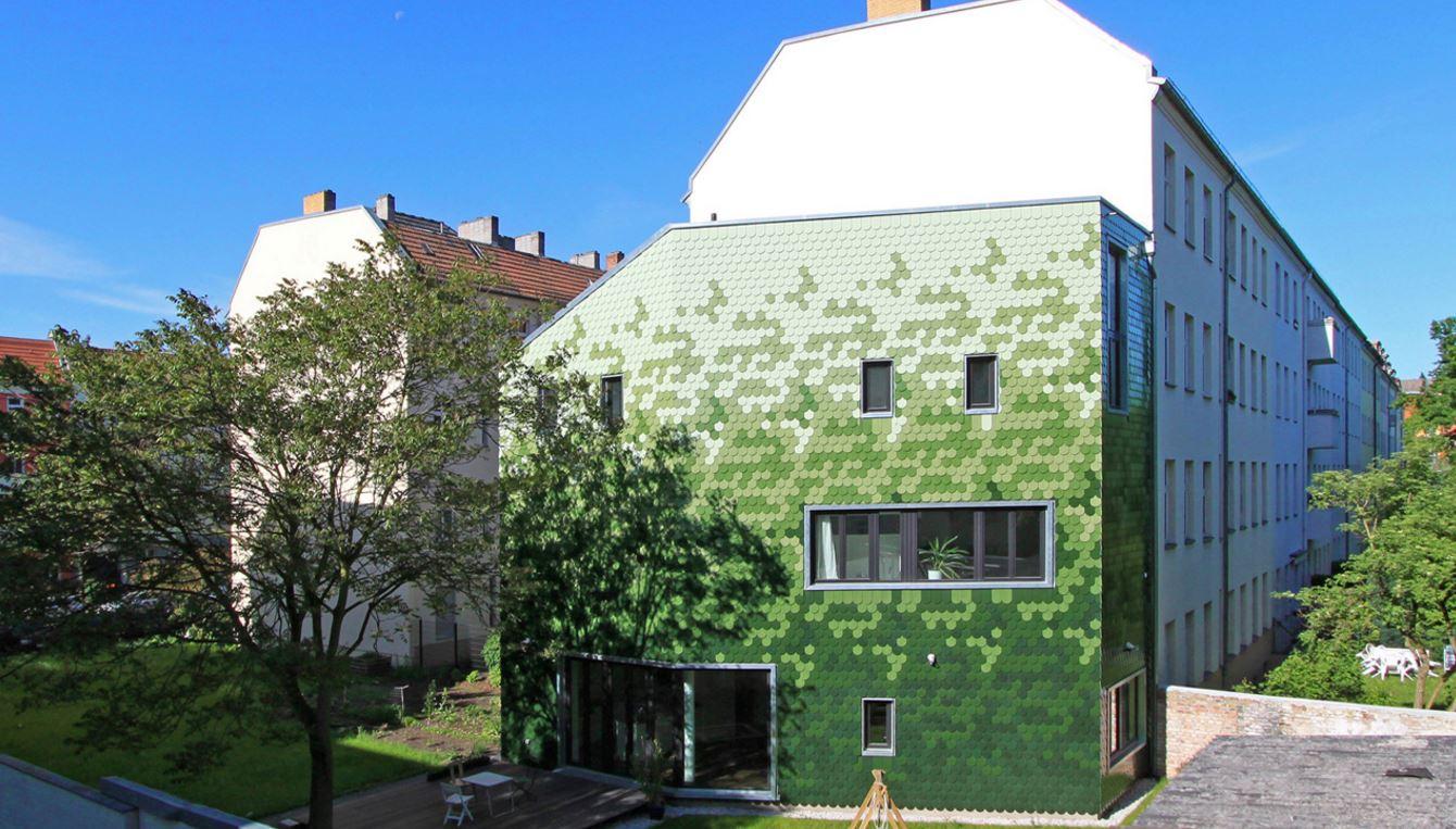 diseño fachadas