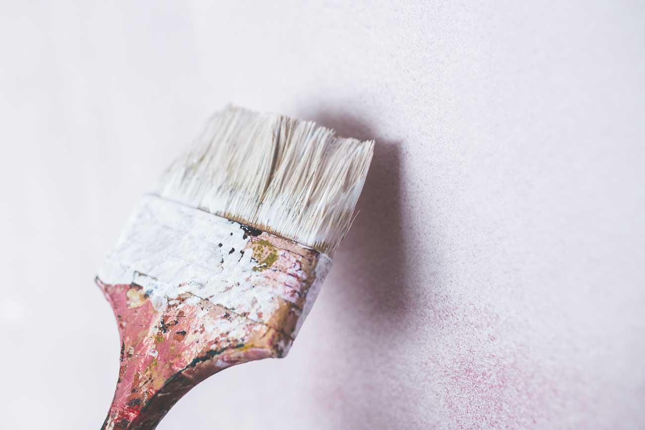 11 Trucos Para Pintar Paredes Que Has Olvidado Ovacen - Ideas-pintar-paredes