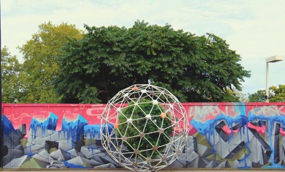 cupula jardin
