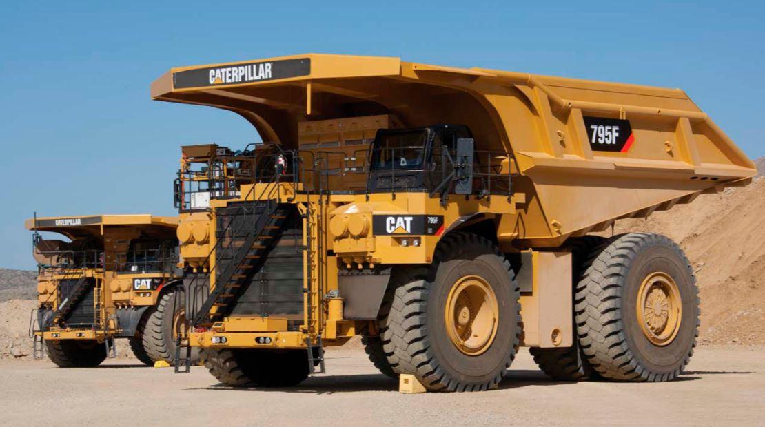 maquina dump truck