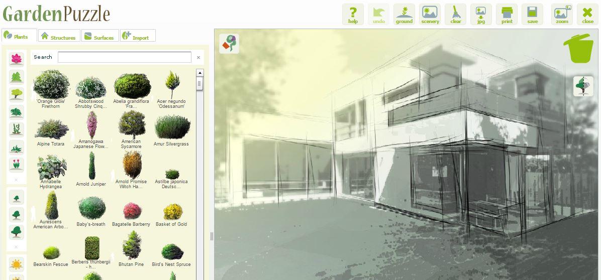 programa para diseñar jardines