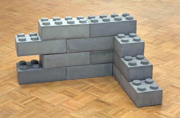 arquitectura en lego