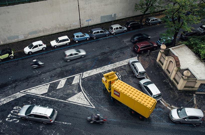 camion de lego