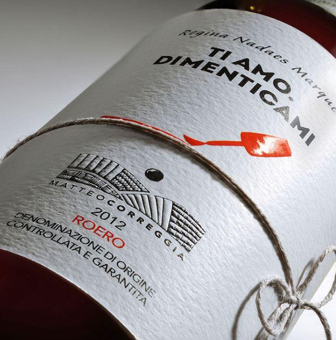 como disenar etiqueta vino