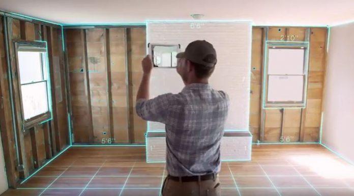 escanear en 3d arquitectura