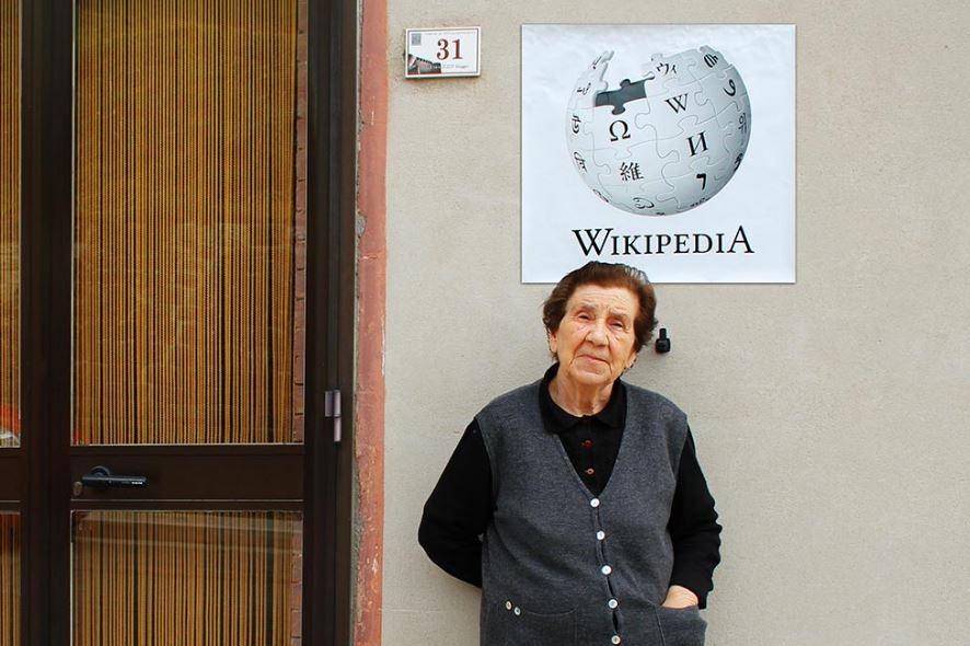 comunidad wikipedia