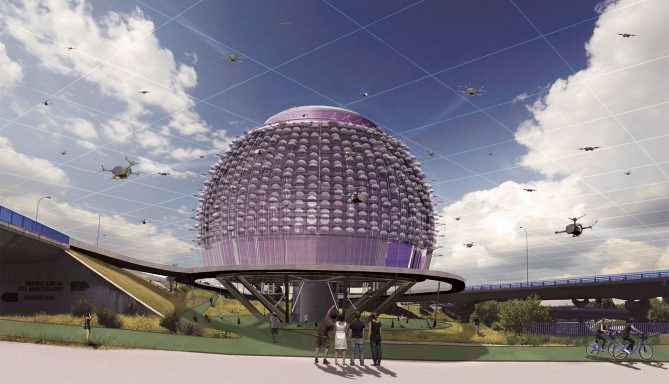 Cómo diseñar red logística ciudad