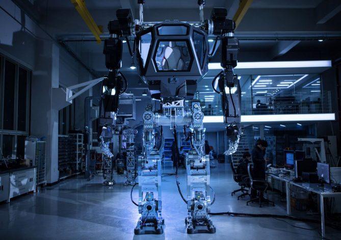 robot avatar