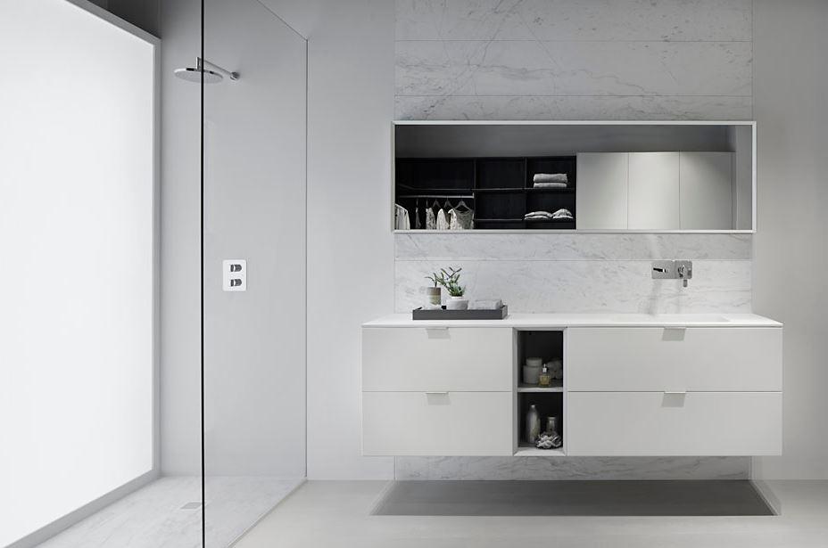 bano estilo minimalista