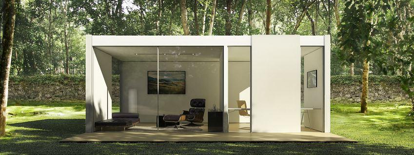 casas más ecológicas prefabricadas