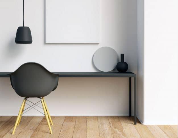 cómo es el estilo minimalista en viviendas