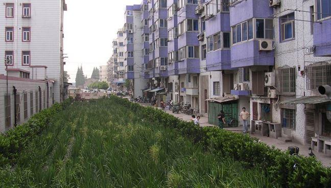 construcción saneamiento sustentable