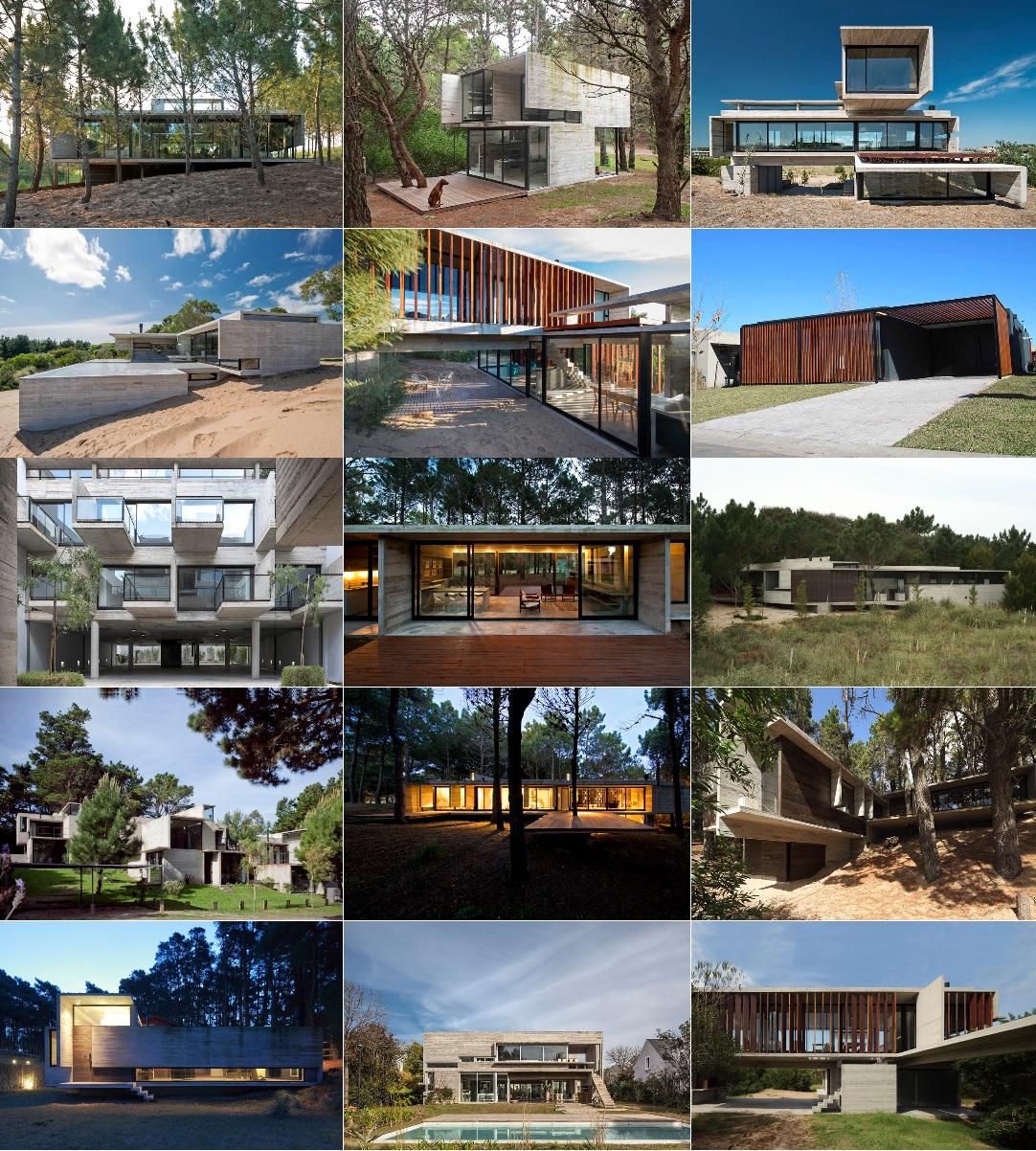 ejemplos viviendas de hormigon