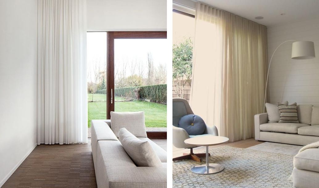 telas minimalistas