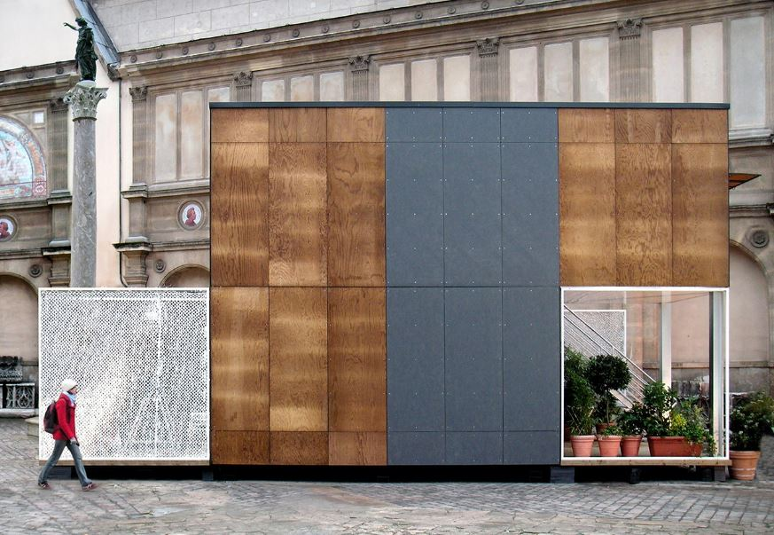 arquitectura modular en vivienda