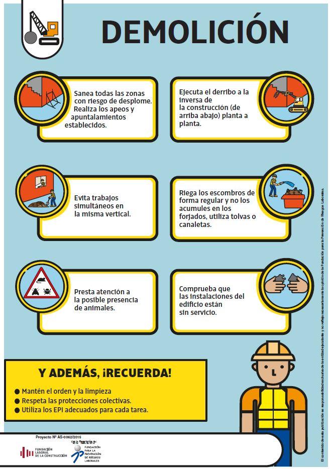 cartels informativos para obra