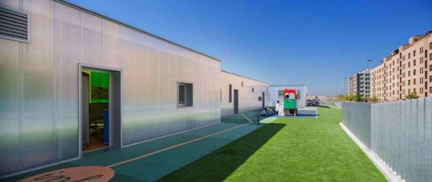 colegios modulares
