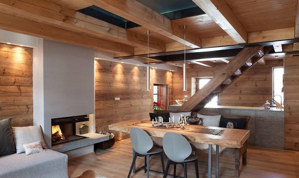 va triplecr comedor con diferentes ambientes decorar salon comedor