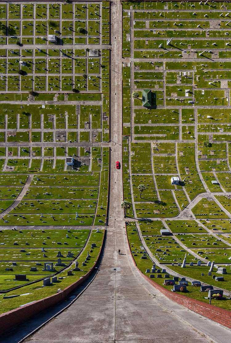 fotos cementerio americano