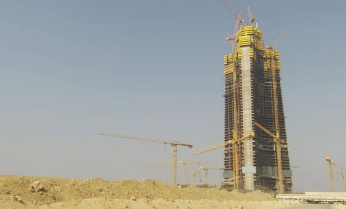 futuro edificio más alto del mundo