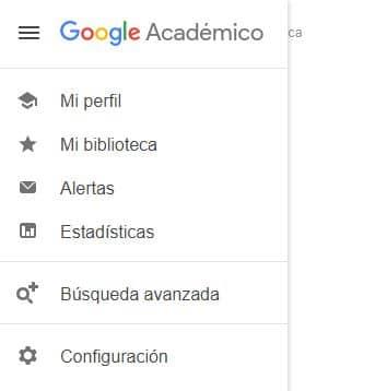 google académico avanzado