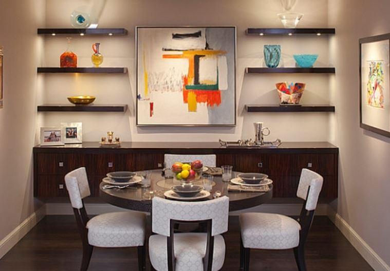 C mo decorar un comedor con buenas ideas ovacen for Proposito del comedor buffet