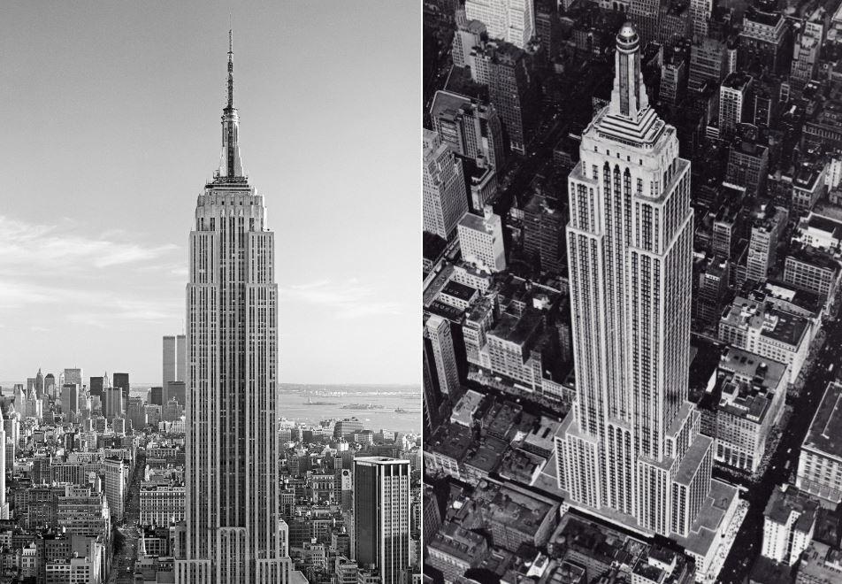 rascacielos más conocido de la historia
