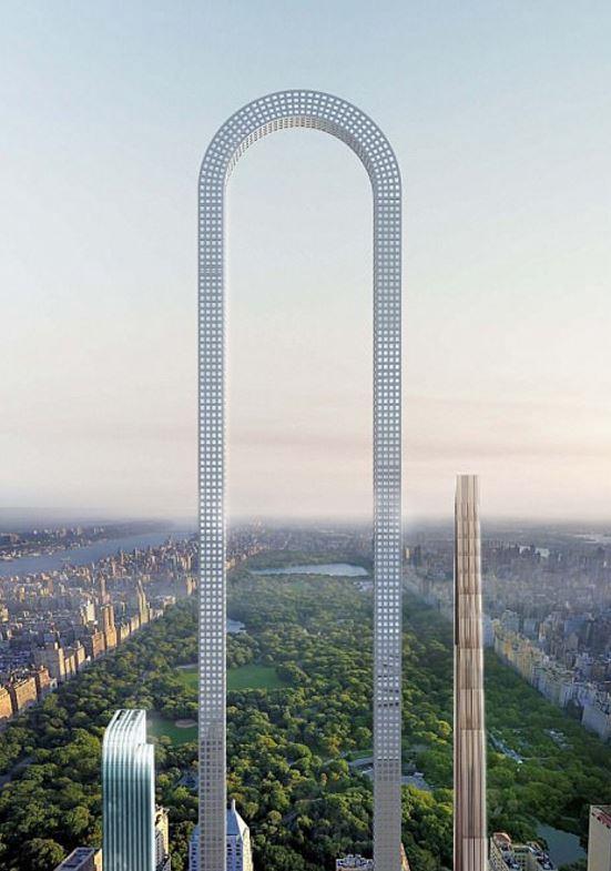 torre mas alta del planeta