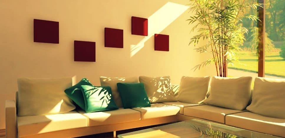 Tips de decoraci n feng shui para casa gu a detallada y for Colores para living feng shui