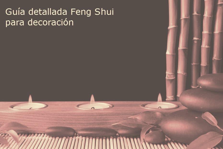 ed6a81b47ed Feng Shui decoración para casa; Dormitorio, salón, guía detallada y ...
