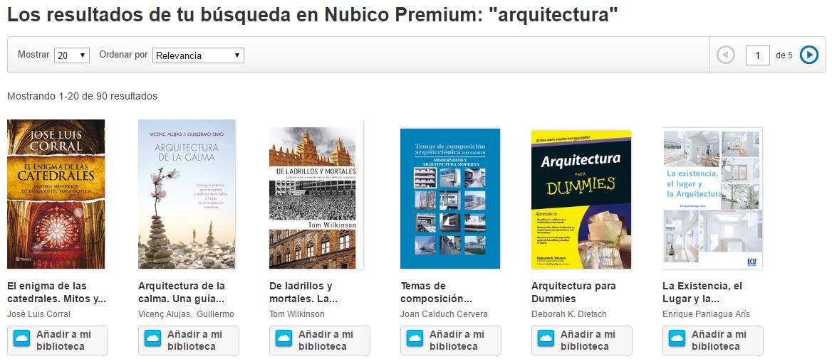 libros gratis nubico