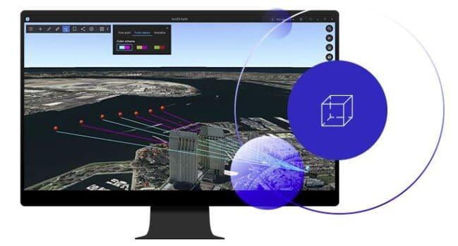 mapas ciudades virtuales en 3d