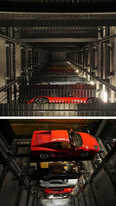 aparcamientos coches