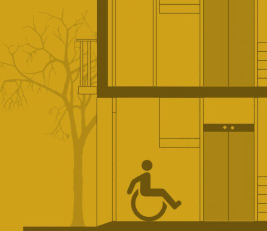 diseño accesibilidad en edificios