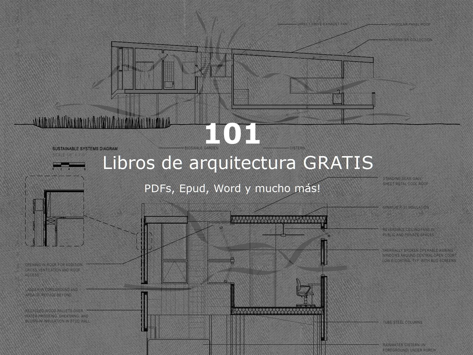 101 Libros De Arquitectura Gratis Para Descargar En Espa Ol