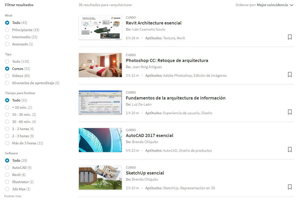cursos linkedin learning