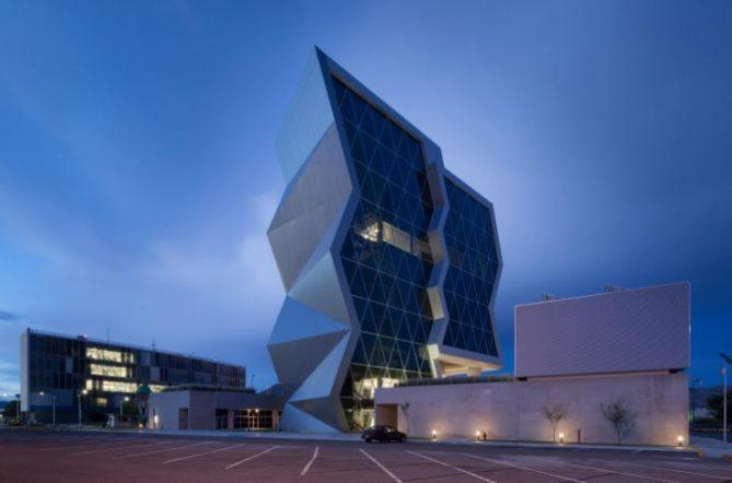 edificios eficientes mexico