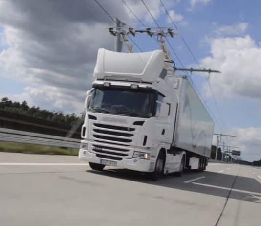 camiones pesados hibridos