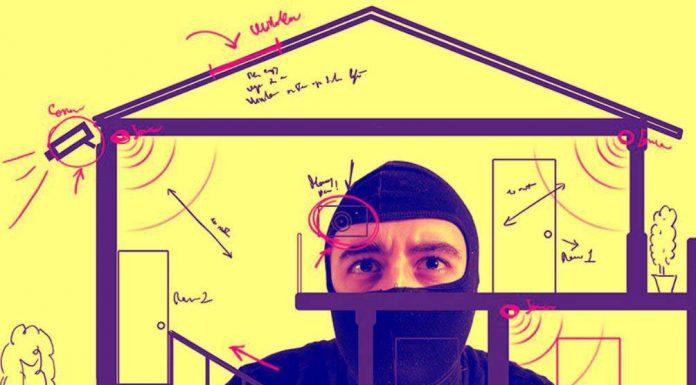 como evitar en robos casa