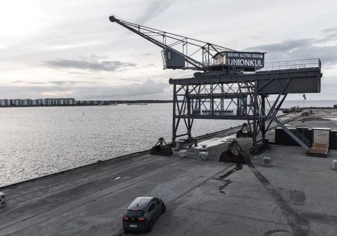 renovar grua puerto