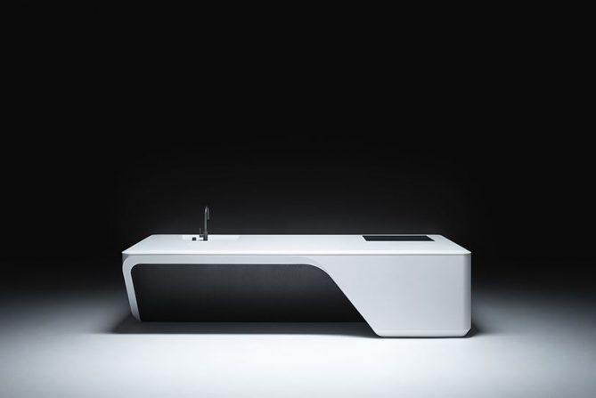 13 Ideas para diseño de cocinas modernas útiles e integrales ...
