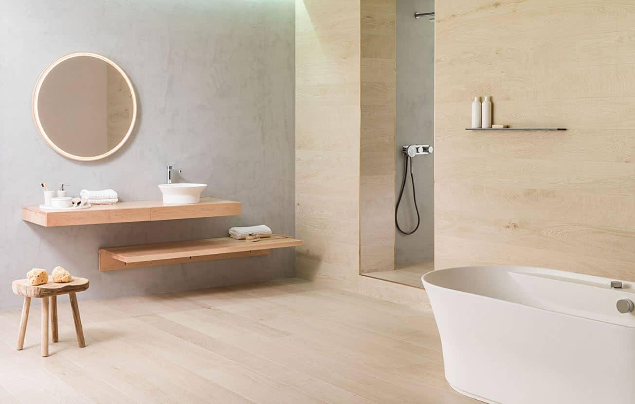 Ideas y consejos para reformar un baño sin albañiles