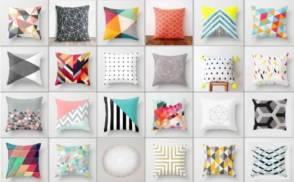 telas más geométricas